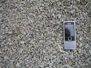 Drcené kamenivo 4,8 - štěrk