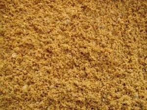Písek betonářský