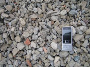 Recyklát betonový střední